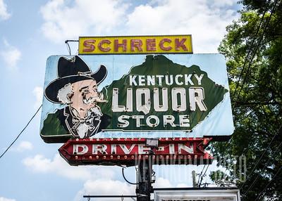 Schreck Kentucky Liquor Store