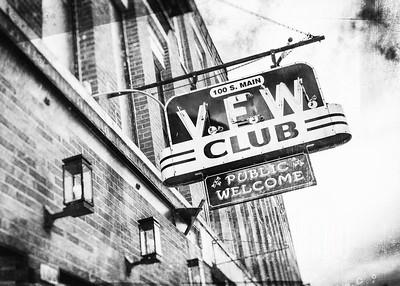 V.F.W. Club - Pubic Welcome