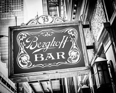 Berghoff Bar