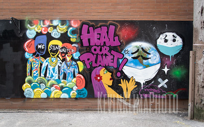 Heal Our Planet