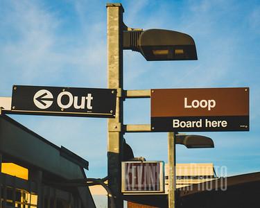 Brown Line to the Loop