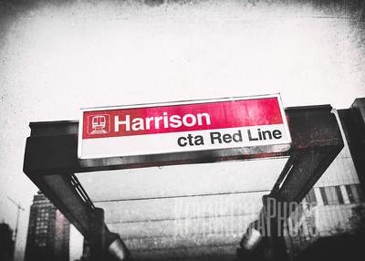 Harrison cta Red Line