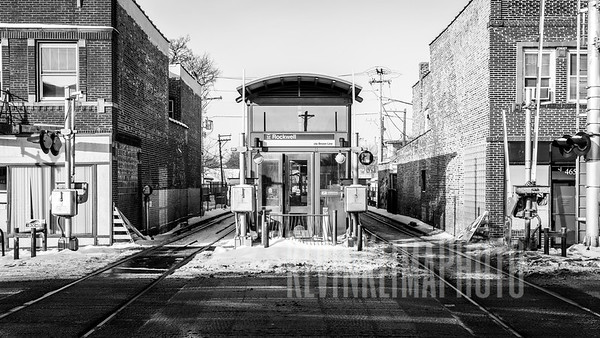 Rockwell CTA Brown Line Station