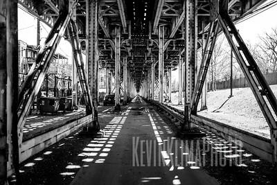 Uptown CTA Tracks