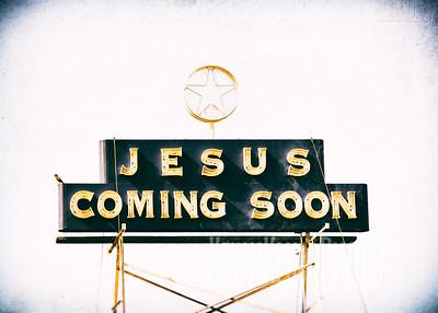 Jesus Coming Soon