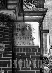 First Swedish Baptist Church