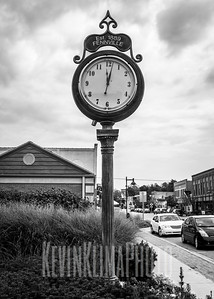Fennville Village Clock