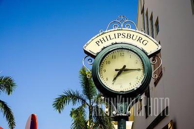 Philipsburg Clock