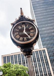 City Market Clock