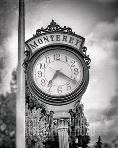 Monterey Clock