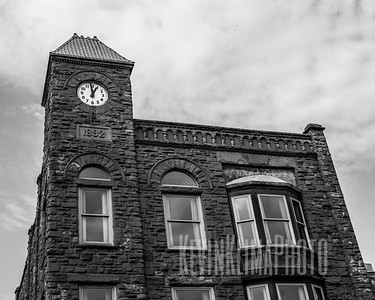 Holland Tower Clock Building