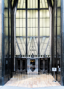 NYC Office Building Entrance