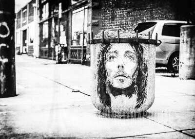 Jesus Street Art