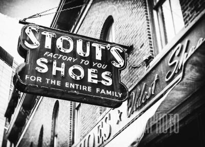 Stout's Shoes