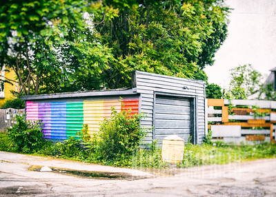 Pride Garage
