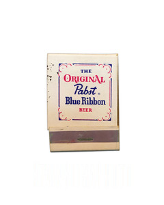 The Original Pabst Blue Ribbon Beer