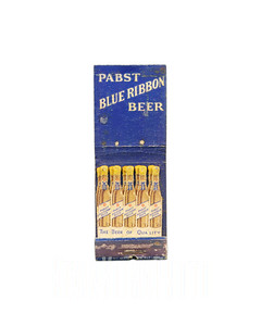 Pabst Blue Ribbon Beer - PBR