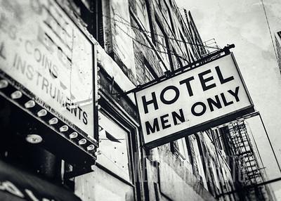 Hotel: Men Only