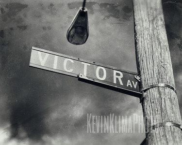 Victor Ave.