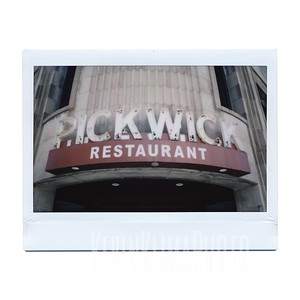 The Pickwick Restaurant  (closed)