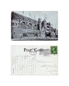 Coliseum, Chicago - 1909