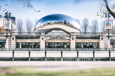 Park Grill - The Bean