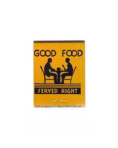 Good Food Served Right