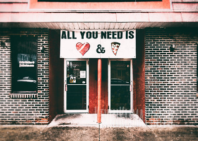 All you Need is Love & Pizza