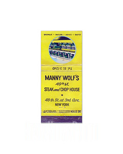 Manny Wolf's