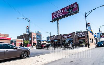 The Clark Street Bar