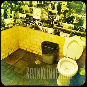 Hipstamatic Restroom Interior