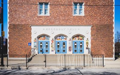 Mary E. Courtenay Language Arts Center