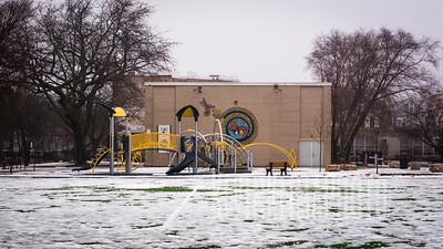 Old Town School Playground