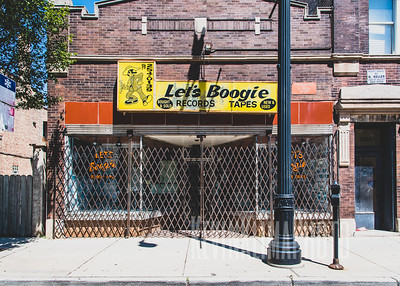 Let's Boogie Records & Tapes  (closed)