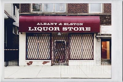 Albany & Elston Liquor Store