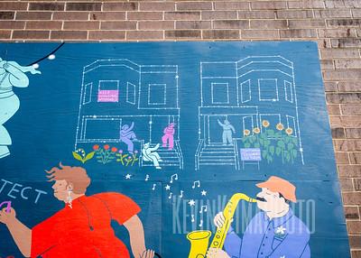 Andersonville Mural