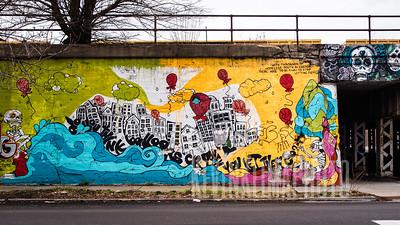 16th St. Street Art