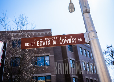 Honorary Bishop Edwin M. Conway Dr.