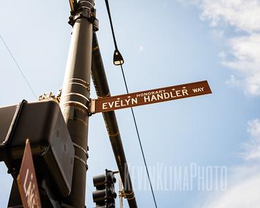 Honorary Evelyn Handler Way