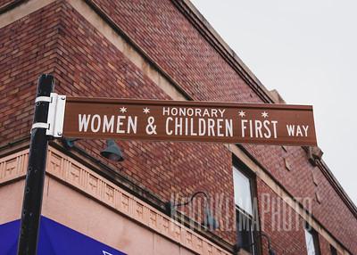 Honorary Women & Children First Way