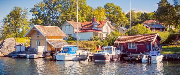 Neighborhood Dock