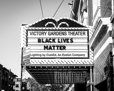 Victory Gardens Theater - Black Lives Matter
