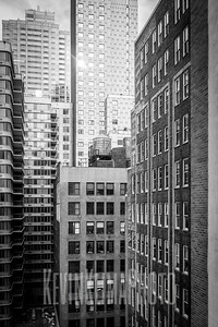 Rooftop Water Tower in Midtown
