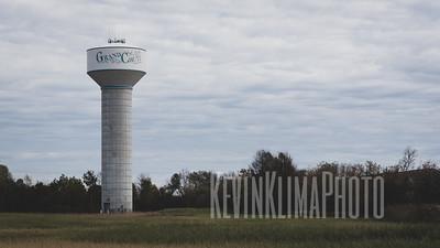 Grand Chute Water Tower