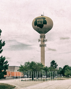 Wood Dale Water Tower