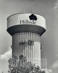 Hillside Water Tower