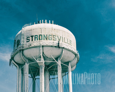 Strongsville Water Tower