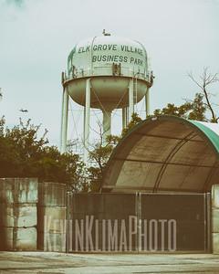 Elk Grove Village Water Tower