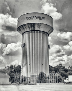 Broadview Water Tower
