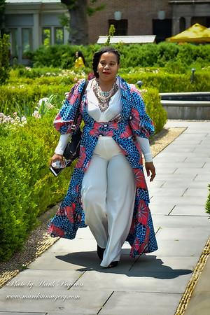 Juneteenth 2021 at Snug Harbor - Rosie Couture
